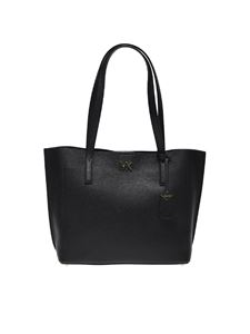 "Michael Kors - ""Ana"" black shoulder bag"