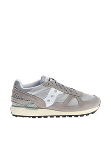 "Saucony - Grey ""Shadow Original Vintage"" sneakers"