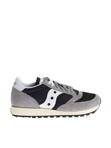"Saucony - Grey ""Jazz Original Vintage"" sneakers"