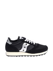 "Saucony - Black ""Jazz original"" sneakers"