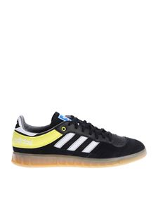 "Adidas Originals - Black ""Handball Top"" sneakers"