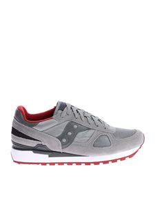 "Saucony - Grey ""Shadow Original"" sneakers"