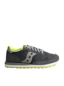 "Saucony - Grey ""Jazz Original"" sneakers"