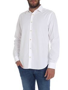 Paul Smith - White slim-fit shirt