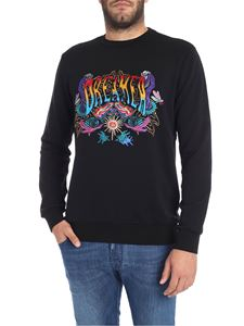 "Paul Smith - Black ""Dreamer"" sweatshirt"