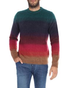 Paul Smith - Pullover girocollo multicolor