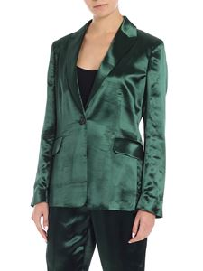 Paul Smith - Green viscose jacket