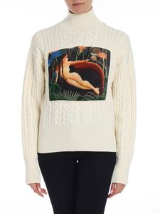Kenzo - Cream-color sweater Collaboration Memento 3