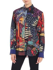 Paul Smith - Shirt with multicolor print