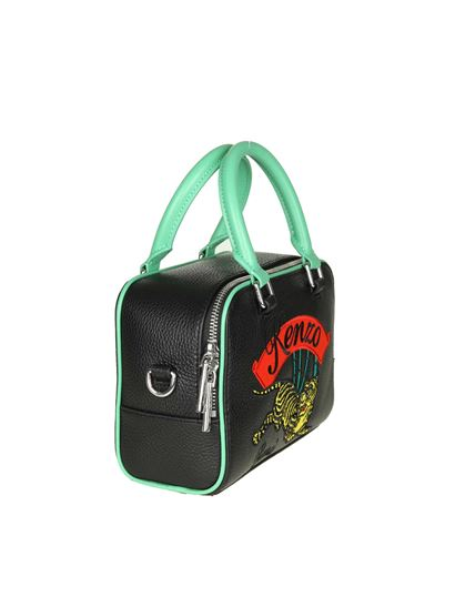 "Kenzo - ""Jumping Tiger"" shoulder bag"