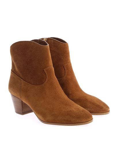 """Michael Kors - Brown """"Avery"""" ankle boots"""
