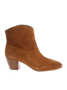 "Michael Kors - Brown ""Avery"" ankle boots"