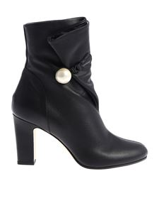"Jimmy Choo - Black ""Bethanie"" ankle boots"