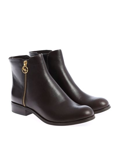 "Michael Kors - Brown ""Jaycie"" ankle boots"