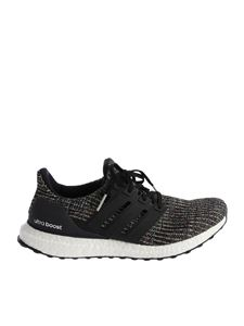 "Adidas - Black ""Ultra Boost"" sneakers"