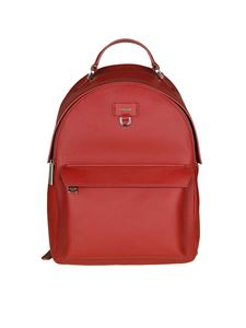 "Furla - Red ""Favola"" backpack"