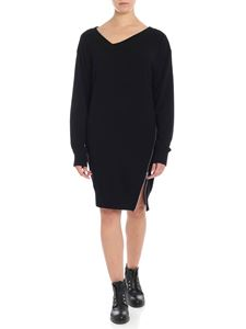 Alexander Wang - Black dress with side zip