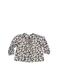"Bonpoint - Black floral printed ""Julietti"" blouse"