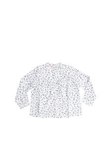"Bonpoint - White ""Julia1"" shirt with cherry print"