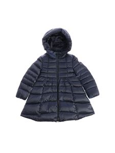 "Moncler Jr - Blue ""Hirondelle"" down jacket"