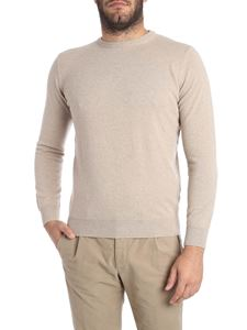 Kangra Cashmere - Pullover in cachemire color ecru