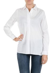 Fay - Overfit white blouse