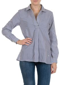 Fay - Blue and white blouse