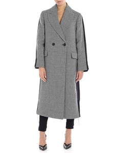 "Stella McCartney - Bicolor ""Chana"" tweed coat"