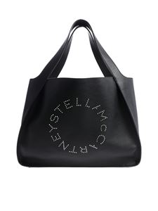 "Stella McCartney - Black ""Tote Stella"" handbag"