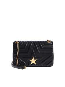 "Stella McCartney - Black ""Stella Star"" shoulder bag"