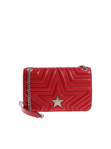 "Stella McCartney - Red ""Stella Star"" shoulder bag"