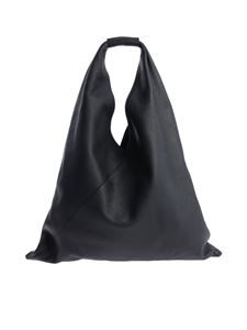 "MM6 by Maison Martin Margiela - Black ""Japanese"" shoulder bag"