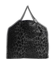 "Stella McCartney - ""Falabella Tote"" animalier bag"