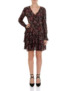 Michael Kors - Black dress with contrast print