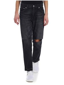 Sacai - Black 5-pockets jeans
