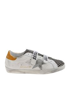 "Golden Goose Deluxe Brand - White ""SuperStar Old School"" sneakers"