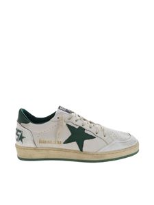 "Golden Goose Deluxe Brand - White ""Ball Star"" sneakers"
