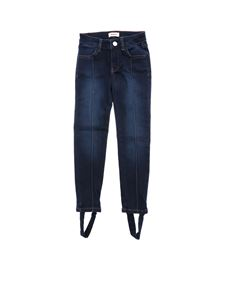 "Pinko Up - Jeans ""Invictus"" blu"