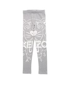 "Kenzo - Grey ""Jumping Tiger"" leggings"