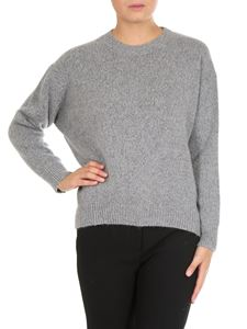 Peserico - Gray wool sweater