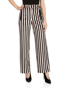 Shirtaporter - Striped palazzo trousers