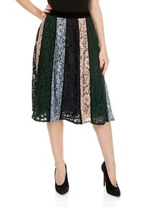 Shirtaporter - Multicolor lace skirt