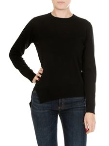 Jucca - Black virgin wool pullover
