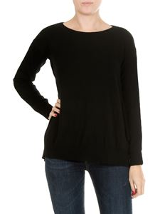 Jucca - Black knitted pullover