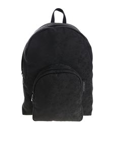 "Alexander McQueen - ""Skull"" black backpack"