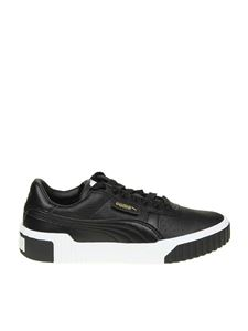 Puma - Cali Wn's black sneakers