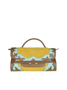 Zanellato - Nina S yellow bag - Lazo Line