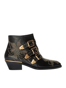 Chloé - Susanna ankle boots in black
