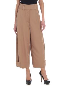 See by Chloé - Camel colored See by Chloé cropped trousers