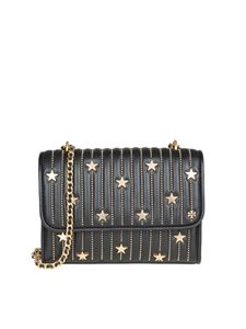 Tory Burch - Borsa Star Stud Tory Burch nera